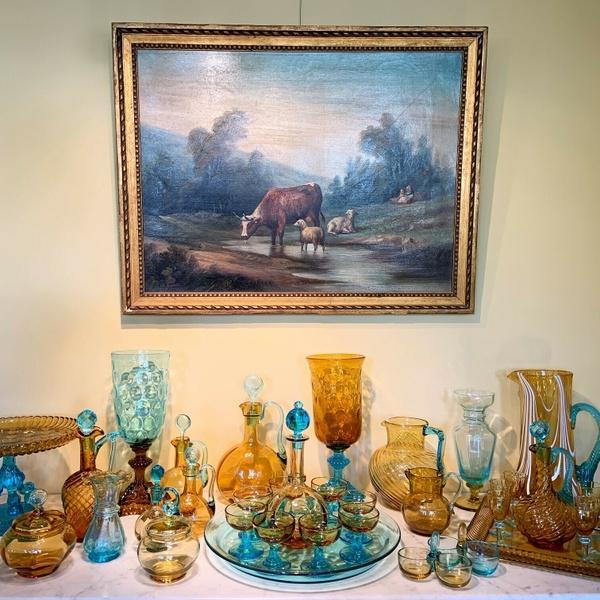 Vases, carafes et éléments de service GeorgeSand
